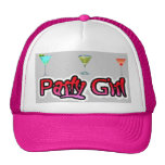 Party Girl Hat (Pink)