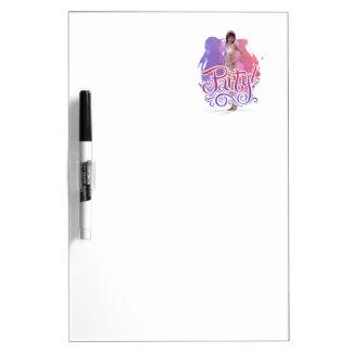 Party Girl Nyssa Dry-Erase Whiteboards