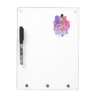 Party Girl Nyssa Dry Erase Whiteboards