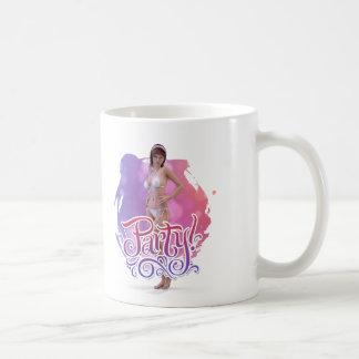 Party Girl Nyssa Coffee Mug