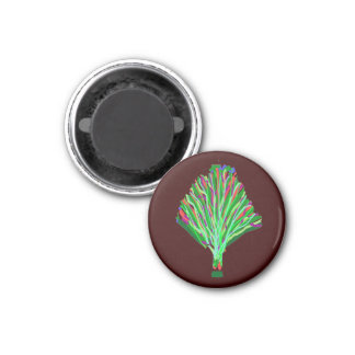 Party GIVEAWAY RETURN GIFTS: Add text, image BLANK 3 Cm Round Magnet