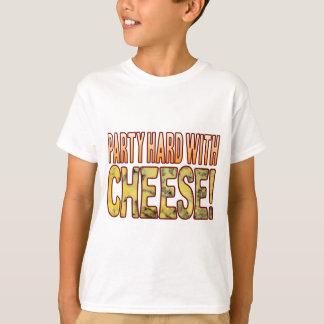 Party Hard Blue Cheese Tee Shirt