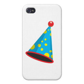 Party Hat iPhone 4/4S Covers