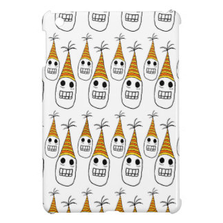 Party hat skulls case for the iPad mini