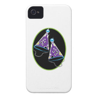Party Hats iPhone 4 Covers