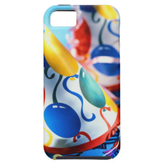 Party Hats Case For The iPhone 5