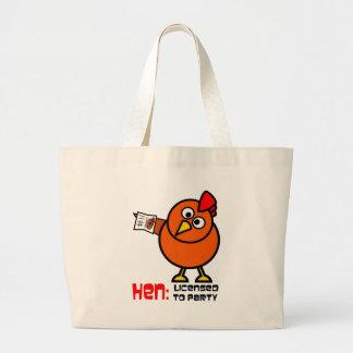 Party Hen Bag