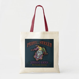 Party in the Street Budget Tote Bag