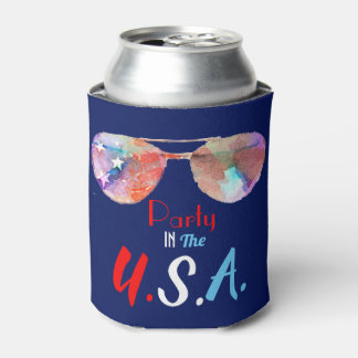 Party in the U.S.A. Can Cooler