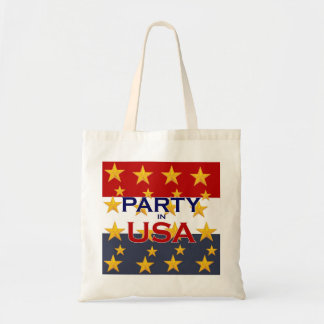 PARTY IN USA TOTE BAG