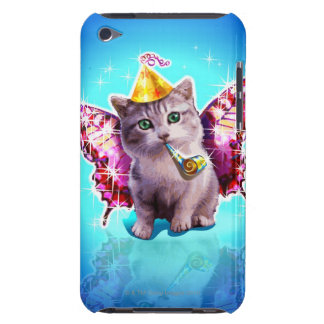 Party Kitten Barely There iPod Cover