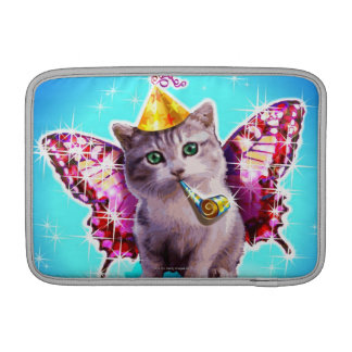 Party Kitten MacBook Sleeve