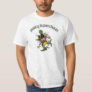 Party Leprechaun St Patricks Day Shirt