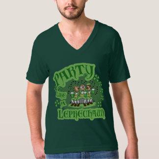 Party Leprechaun T-Shirt