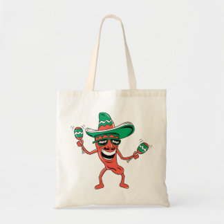 Party like a Pepper Tote Bag