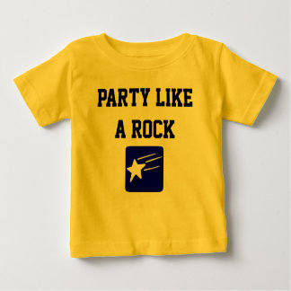 Party like a Rock Star shirt