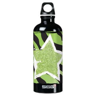 Party Like a Rockstar- Green Water Bottle SIGG Traveller 0.6L Water Bottle
