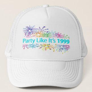 Party Like It's 1999® - Baseball Cap - Des 08 Fire