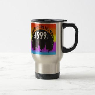 Party Like It's 1999® - Travel Mug - Des 02