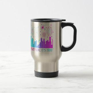 Party Like It's 1999® - Travel Mug - Des 04
