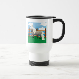 Party Marty! Stainless Steel Travel Mug