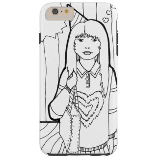 Party Moment: Girl2 Tough iPhone 6 Plus Case