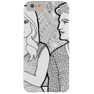 Party Moment: Girl and boy2 Barely There iPhone 6 Plus Case
