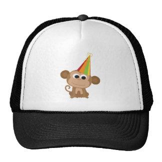 Party Monkey Cap