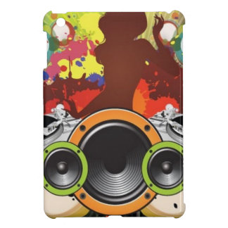 Party music vector design iPad mini covers