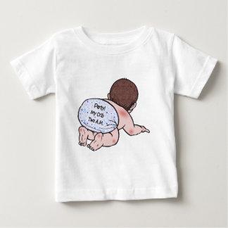 Party My Crib Baby Tee Shirt