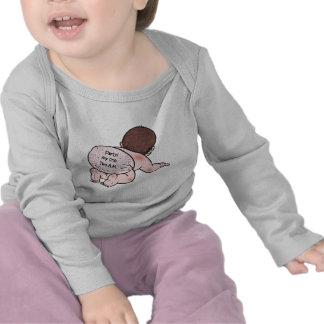 Party My Crib Baby Tee Shirts