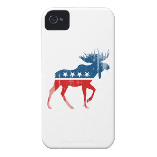 PARTY OF PALIN Faded.png iPhone 4 Case
