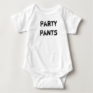 Party Pants Infant Creeper