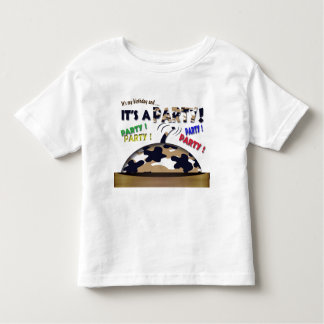 Party party toddler T-Shirt
