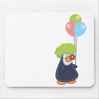 Party Penguin Mouse Mats