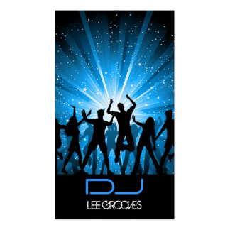 Party People Business Card