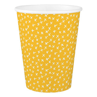 Party People X's Paper Cup, 9 oz