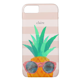 Party Pineapple | Personalized iPhone 8/7 Case