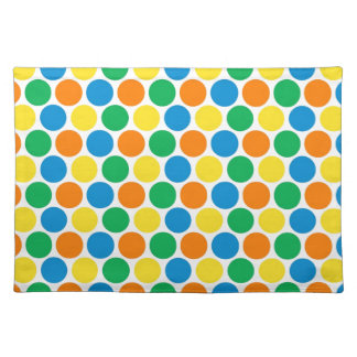 Party Polka Dots Placemat