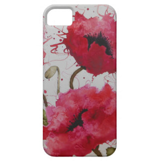 Party Poppies IPhone Case