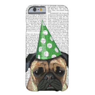Party Pug 2 Barely There iPhone 6 Case
