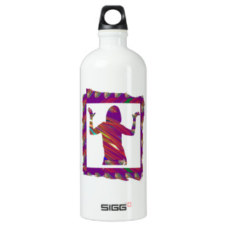 PARTY  RAP  Songs and Dancing SIGG Traveller 1.0L Water Bottle