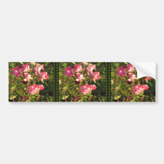 Party Return+Gifts Giveaway Flowers Leaf Stickers Bumper Sticker