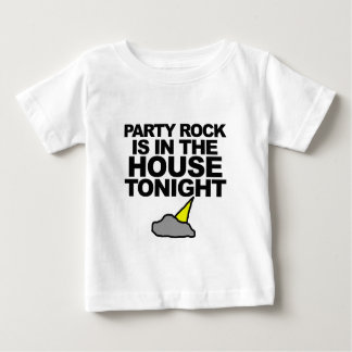 Party Rock Is In The House Tonight T-shirt