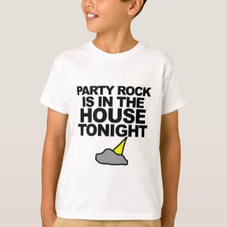 Party Rock Is In The House Tonight T Shirts
