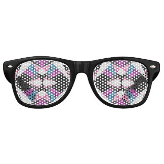 Party Shades Marble Geometric Background G438
