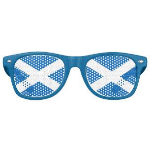 Party Shades Sunglasses - Scotland flag, UK