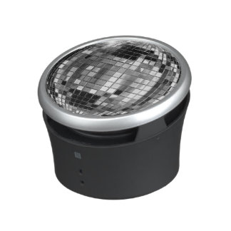 Party Silver Disco Ball Bumpster Speaker