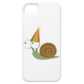 Party Snail iPhone 5 Cover
