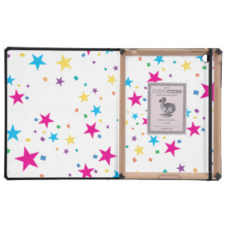 Party Stars Case For iPad